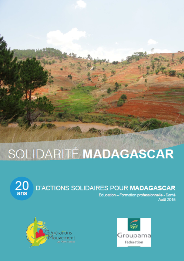 une dossier presse solimad